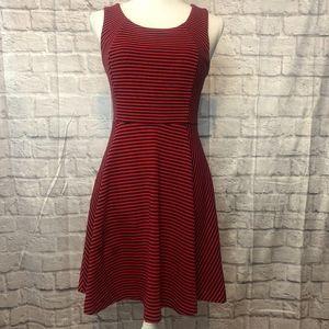 Express Striped Mini Dress - XS